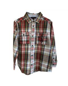 Tartan chemise
