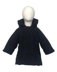 Hooded doudoune
