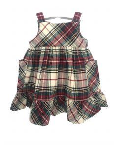 Cute tartan dress